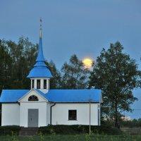 Заход солнца :: Андрей Куприянов