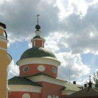 Церковь Сергия Радонежского :: Александр Качалин
