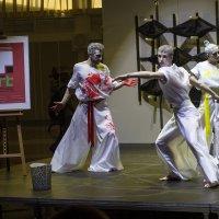Танец. Открытие :: G Nagaeva