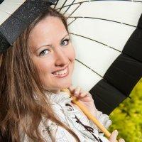 Дождливая погода и хорошее настроение. :: Ekaterina Dorogina