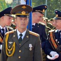 за спиной командира :: Евгений Фролов