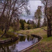 Прогулки в Павловске. Природа. :: Валентин Яруллин