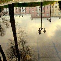 Смоленск, отражение. :: Игорь