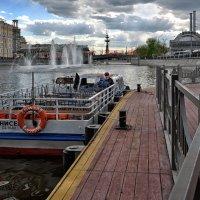 От причала, кораблик, отчаль! :: Ирина Данилова