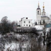 Вознесенская церковь! :: Владимир Шошин