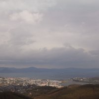 Мой город с высоты птичьего полета :: Нина Борисова