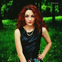 Лесная красавица :: M.Khomchuk Khomchuk