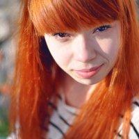 Рыжая :: Mariana Petrushka