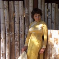 Ао Зай- национальное платье :: Наталья Краснюк
