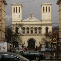 Костёл Св. Петра в Санкт-Петербурге :: Илья Топоров