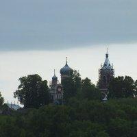 Просек. Церковь Николая Чудотворца :: Андрей Махиня
