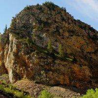 ПРИТОК ПСКЕМА, гора :: Виктор Осипчук