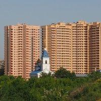 Ростовские купола :: Alex Sokolov