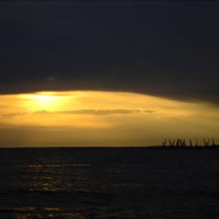 закаты Азовского моря :: Татьяна Кретова