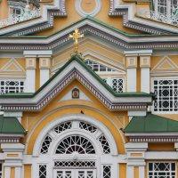 Бывший краеведческий Музей :: Bakhit Zhussupov