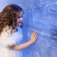 Снежная принцесса :: Александра Третьякова
