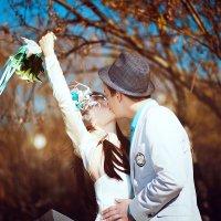 Волшебные свадебные фотосессии в Москве ))) :: Александра Позникова