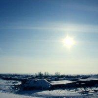 Зима на Урале :: Маргарита Зонова