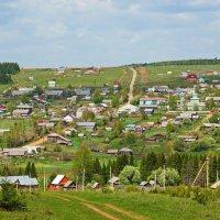 Впереди село большое... :: Валерий Симонов