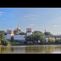 Новодевичий монастырь :: Александр Назаров