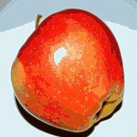 Просто  яблочко! :: A. SMIRNOV