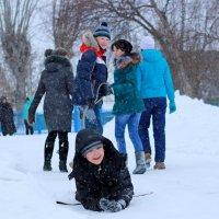 Снегорадость :: Илья Суханов
