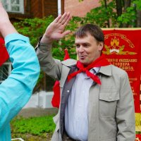 Будь готов! :: Алексей Golovchenko