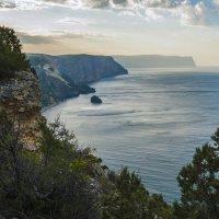 Утро над Черным морем :: Игорь Кузьмин