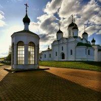 Муромский монастырь :: Pavel Stolyar