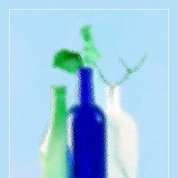 Цветные бутылки :: Валерий Талашов