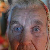Ей 90 лет. :: Sergey Serebrykov