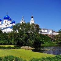 Боголюбский монастырь(2) :: Валерий Викторович РОГАНОВ-АРЫССКИЙ