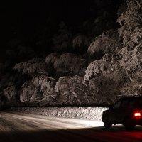 Зимняя дорога :: Андрей Тульчинский