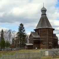 Церковь Николая Чудотворца. :: Елена Перевозникова