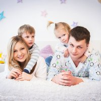 Семейное счастье :: Фатми Снегирева