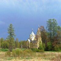 Перед грозой :: Людмила Алексеева