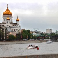 На Москве- реке :: Александр Садовский