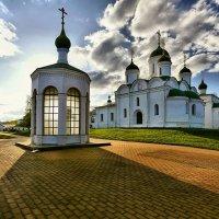 Муромский монастырь - фото №2 :: Pavel Stolyar