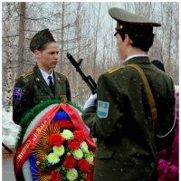 9 мая 2014 пос.Пуровск,ЯНАО. :: Лариса Красноперова