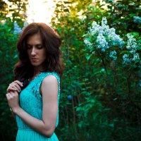 весна :: Анастасия Позднякова
