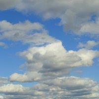 Майские облака :: Елена Перевозникова