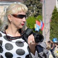 Репортер. :: Анатолий Сидоренков