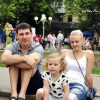 Семья... :: Наталья Костенко