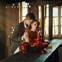 Свадебная прогулка :: Дмитрий Додельцев