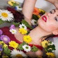 Ванна цветов! :: Jenya Kovalchuk