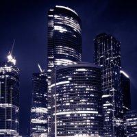 Moscow-city :: Андрей Роговой
