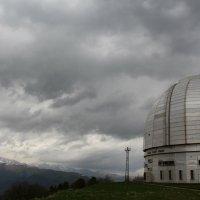Зеленчукская обсерватория :: Светлана Попова