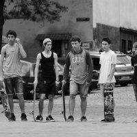 Скейтеры :: john dow