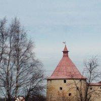 Крепость Орешек :: Фотогруппа Весна - Вера, Саша, Натан