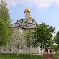 Свенский монастырь. Брянск :: Александр Варфлусьев